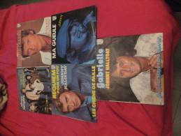 DISC 45 TOUR  JOHNNY HALLYDAY - Vinyles