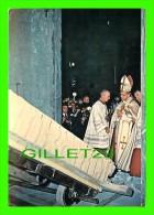RELIGIONS - ANNO SANTO 1975 - S. PIETRO IN VATICANO - ÉCRITE EN 1975 - - Papes