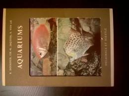 Aquariums Edition Delachaux Et Niestlé Dougoud Jaquier Von Ah - Acuariofilia