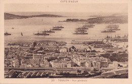 TOULON VUE GENERALE (DIL151) - Toulon