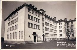 Luxemburg Pensionnat De La Sainte Famille Luxembourg - Feldgen Alle Gauche - Luxembourg - Ville