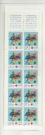 2000  MNH France Carnet/booklet Red Cross, Postfris - Libretti