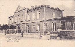 Flémalle-Haute - Ecoles Communales (animation, Ed. Thiry, 1904) - Flémalle