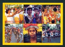 PHILIPPINES  -  Cebu  Sinulog Festival  Unused Postcard - Philippines