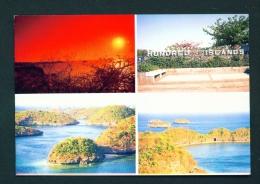PHILIPPINES  -  Pangasinan  Alaminos  Multi View  Unused Postcard - Philippines