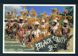 PHILIPPINES  -  Aklan  Ati-Atihan-Kalibo  Unused Postcard - Philippines