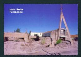 PHILIPPINES  -  Pampanga  Lahar Ruins  Unused Postcard - Philippines