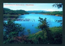 PHILIPPINES  -  Nueva Ecija  Pantabangan  Unused Postcard - Philippines