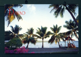 PHILIPPINES  -  Davao  Unused Postcard - Philippines
