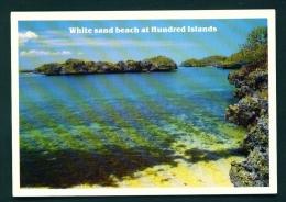 PHILIPPINES  -  Pangasinan  Alaminos  Unused Postcard - Philippines