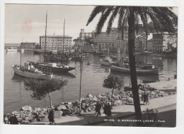 ^ SANTA MARGHERITA LIGURE GENOVA BARCHE PORTO TASSATA PANORAMA 313 - Genova (Genoa)
