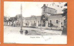 GUATEMALA : Hospital Militar (état: Accroc) - Guatemala
