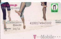 TARJETA GSM TOP-UP  T-MOBILE - Tarjetas Telefónicas