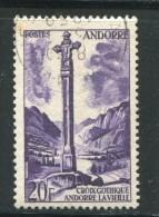 ANDORRE- Y&T N°148- Oblitéré