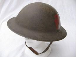 Casque US Doughboys - WWI - 1914-18