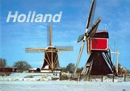 Windmolen Molen   Maarssen      A 449 - Moulins à Vent