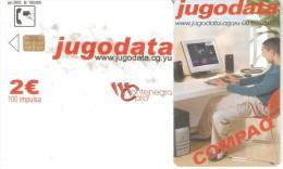 Montenegro-Jugodata Compaq, DUMMY CARD(no Code) - Montenegro