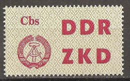 = DDR Dienstpost ** = Siehe Scann - Service