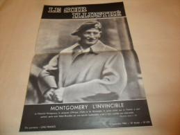 ANCIEN/ LE SOIR ILLUSTRE N° 639 /13 SEPT 1944 / MONTGOMERY L'INVINCIBLE  /LA LIBERATION DE BRUXELLES - Kranten