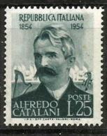 1954 CATALANI  Nuovo Serie Completa  ** MNH - 6. 1946-.. Repubblica