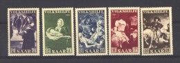 Sarre  :  Yv  296-00  ** - 1947-56 Occupation Alliée