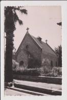 CPSM - Eglise Réformée D'HYERES , Rue Du Dr Jaubert - Hyeres