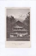 Chalet  Favre,  Pensionnat  Florissant.  Champéry  (Valais.) - VS Valais