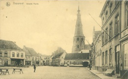 THOUROUT - Groote Markt - Torhout
