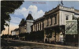 Gyula, Törvenyszek - 1921 Stamp Hungary (2 Scans) - Ungheria
