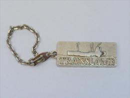 PORTE CLEFS , NAVIRE TRANSLAME - Porte-clefs