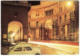 Napoli: 3x FIAT 600, 1100 - Galleria Umberto I - Notturno  (Italia) - Turismo