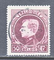 BELGIUM  214   (o) - 1929-1941 Big Montenez