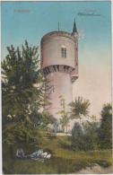 AK - Komarom - Menschen Vor Dem Wasserturm - 1912 - Hongarije