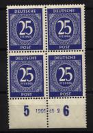 Kontrollrat,926c,VB,1205.45,2,xx,gep. (3571) - Gemeinschaftsausgaben