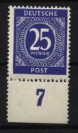 Kontrollrat,926a,IV,xx,signiert (3571) - Gemeinschaftsausgaben