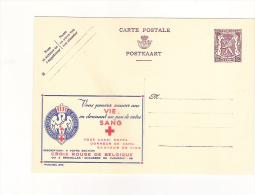 Publibel Neuve N° 896 (  Croix-rouge De Belgique  Donnez Du Sang; Pélican)