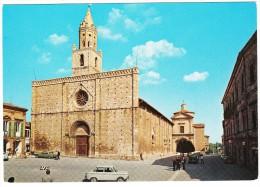 Atri: NSU PRINZ IV, CITROËN DS - Il Duomo Sec. XIII - (Italia) - Voitures De Tourisme