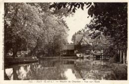 28 JOUY Vue Sur L´Eure Moulin De Chardon - Jouy