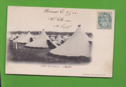 10 BRIENNE LE CHATEAU  Le Camp De MAILLY - Autres Communes