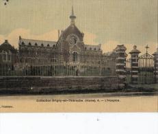 -02-  Origny En Thierache L Hospice Carte Toilee