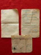 F F I  SERVICE DE SANTE 1944 MONTPELLIER - Documenti Storici