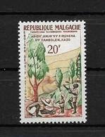 MADAGASCAR  ( FRMAD - 23 )  1960  N° YVERT ET TELLIER  N° 351   N** - Unused Stamps