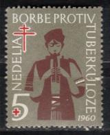 Yugoslavia,TBC 1960.,MNH - Unused Stamps