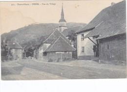 Haute Alsace Urbes Vue Du Village - France