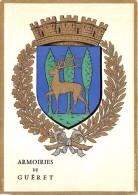 ¤¤   -   GUERET   -  Armoirie , Blason , Héraldisme     -   ¤¤ - Guéret