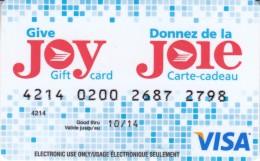 Gift Card Canada Joy - Gift Cards