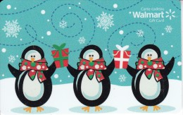Gift Card Canada Walmart Christmas Penguin Family - Gift Cards
