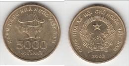 **** VIETNAM - VIET-NAM - 5000 DONG 2003 **** EN ACHAT IMMEDIAT !!! - Vietnam