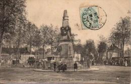 72 PONTLIEU  Monument élevé à La Mémoire Des Soldats Morts Pour La Patrie - Sonstige Gemeinden