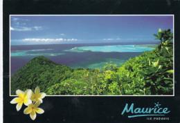 Mauritius Lagon De Mahebourg - Mauritius (1968-...)
